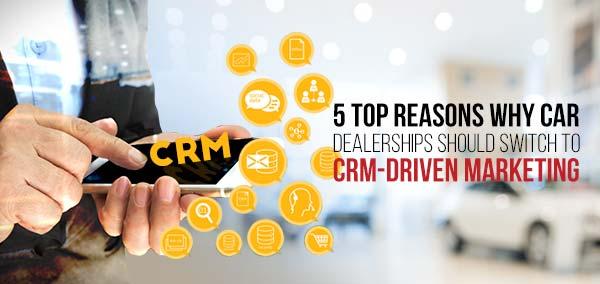 CRM-Driven Marketing1