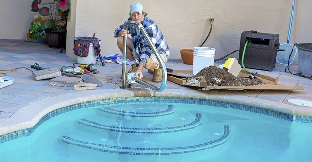 Pool Service Businesses